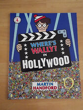 MARTIN HANDFORD - WHERE'S WALLY? IN HOLLYWOOD  BOOK 4 *NEW*