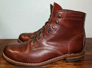 Wolverine 1000 Mile Rust WO5299 Men's Size 7 Leather Boot