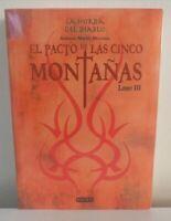 El Pacto de las Cinco Montañas Tomo III (La Horda del Diablo) Antonio Martin