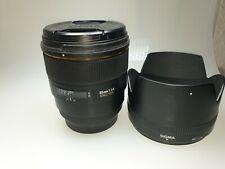 Sigma EX 85mm 1:1,4 DG HSM Objektiv Canon Anschluss