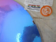 """Dichroic Glass Sheet:CBS Green/Magenta/Blue on Thin Black 90COE 3""""Sq"""