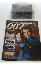 James Bond 007 Diecast Car Collection Tomorrow Never Dies Range Rover 1:43 NEW