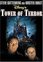 Tower of Terror (Steve Guttenberg Kirsten Dunst Disney) Region 4 New DVD