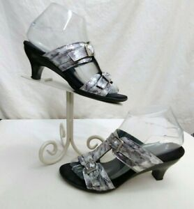 Snakeskin Sandals - Size 6 - Made in Italy