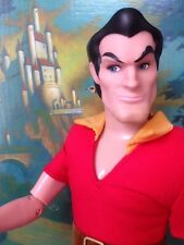 Disney Gaston Classic Doll Villain From Beauty And The Beast New