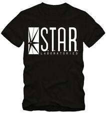 T-shirt /Maglietta Star Laboratories Flash Serie TV Kraz