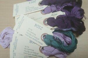for Lavender & Lace Cross Stitch, Needlepaints Thread, Choose