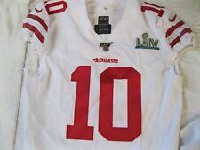 RARE NIKE Super Bowl LIV 54 Prototype J. Garoppolo NFL Football  Game Jersey