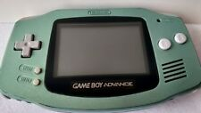 Pokemon Celebi Green LIMITED EDITION GAMEBOY ADVANCE CONSOLE GBA/tested -a620-