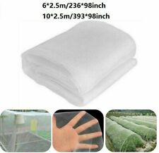 Garden Plant Protect Mesh Mosquito Bug Insect Netting Animal Barrier Bird Net