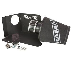 RamAir - Kit filtre à air - cône/induction/écran thermique Audi S3 TT 225