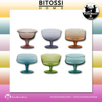 BITOSSI HOME. DISEGUALE Set 6 coppette | One set of 6 small cup