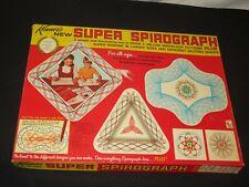 1969 KENNER SUPER SPIROGRAPH ART SET COMPLETE #2400 WT PENS