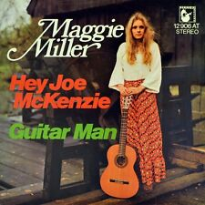 "7"" MAGGIE MILLER Hey Joe McKenzie CV VICKY LEANDROS FRANK FARIAN orig.HANSA 1973"