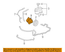 GM OEM-Power Steering Pump 15859434