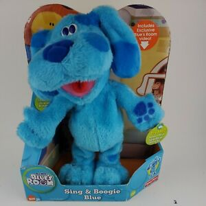 Blue's Room (Clues) Sing & Boogie (Dances) C3048 Mattel Fisher-Price Viacom 2003