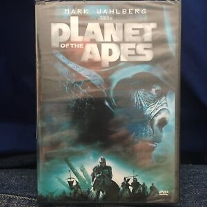 PLANET OF THE APES DVD Widescreen Edition
