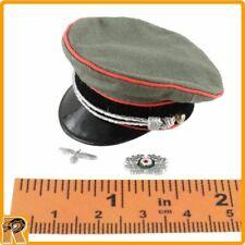 Afrika Female Officer - Officer Hat #1 - 1/6 Scale - Alert Line Action Figures