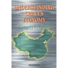 Understanding China Economy by Chow, Professor of Economics Gregory C