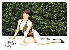 "Limited Edition Original Bunny Yeager Photo Featuring Claire Sinclair 11""x14"" C5"