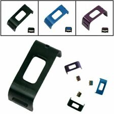 Replace Plastic Band Clip+Button Charging Clasp For Fitbit Charge Hr Watch Parts