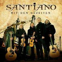 SANTIANO - MIT DEN GEZEITEN (PUR EDITION)  CD  13 TRACKS  SCHLAGER/POP  NEU