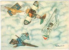 regia aeronautica corso Urano mac P 100 1923