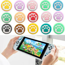 4x Rubber Stick Cover Thumb Grip Caps For Nintendo Switch/Lite Analog Controller