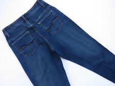 *D-121 Riders by Lee COMFORT WAISTBAND STRETCH BLUE DENIM JEANS SIZE 8P