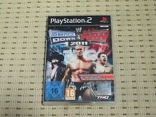 SmackDown vs. Raw 2011 für Playstation 2 PS2 *OVP*