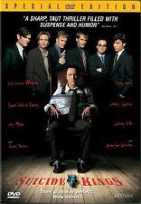 Suicide Kings (DVD, 2001, Special Edition Sensormatic Security Tag)
