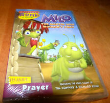 Milo The Mantis Who Wouldn'T Pray Hermie & Friends Tim Conway Lucado Dvd Sealed