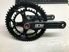 ROTOR 3D+ 52/36 110BCD crankset, 172.5mm crank arms, NEW