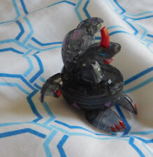 BAKUGAN Translucent Black Darkus ALPHA HYDRANOID EVOLUTION Limited ED 380g RARE!