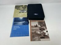 2005 Ford Escape Owners Manual Handbook Set with Case OEM Z0B0029