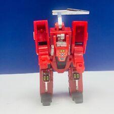 Transformers Gobots figure toy robot Hasbro Takara 1983 japan red diecast ship