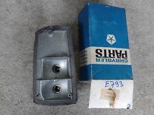 Subestructura faro trasero luz trasera Talbot Simca 1100 break chrysler 0013581600