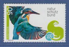 Österreich 2013 Sondermarke Naturschutzbund Eisvogel Mi.-Nr. 3079