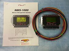 NLR NMS-1000 SCHNITZ RACING PROGRESSIVE NITROUS NOS N2O CONTROLLER