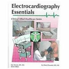 Electrocardiography Essentials (Clinical Allied Healthcare), Cheryl Passanisi, G