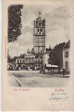 CPA -37-  LOCHES - Tour St. Antoine.