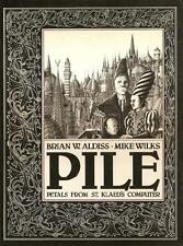 PILE ~ PETALS FROM ST. KLAED'S COMPUTER ~ BRIAN ALDISS & MIKE WILKS ~ 1st PRNT