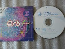 CD-THE ORB-TOXYGENE-Edition limitée-Remix-Fila Brazil-(CD SINGLE)-1997-4 TRACK