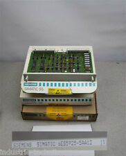 Siemens Simatic S5 CPU 925 6es5925-5aa12 6es5 925-5aa12 Reacondicionado