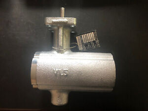 VSI - Valve Solutions Inc. Series V-1.5 Ball Valve - ANSI Rating 150/300 - 1.5""