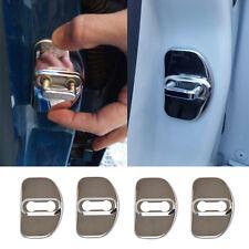 Door Lock Cover Fit For Renault Megane Scenic Laguna Fluence Latitude Styling