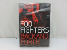 Foo Fighters Back and Forth DVD NEW Sealed 2011