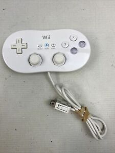 Official Nintendo Wii Classic Controller RVL-005 - Genuine Nintendo Controller