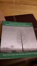 Solution Manual: Intermediate Public Economics