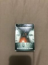 The X - Files Collectible Card Game - 60-Card Starter Deck - 1996